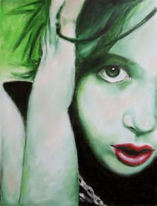Adolescenza,verde60x802005